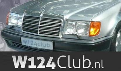 Mercedes W124 club