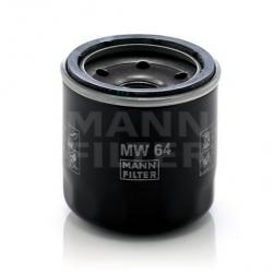 Mann MW64 - Hiflo HF303 oliefilter