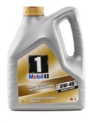 Mobil-1 - FS 0W40 motorolie