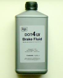 Supreme remvloeistof DOT 4 LV