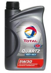Total Quartz INEO MC3 5W30 - Foto 2