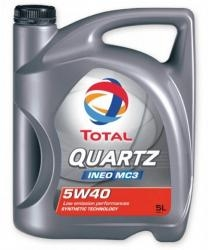 Total Quartz INEO MC3 5W40