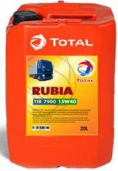 Total Rubia TIR7900 15W40 dieselmotorolie