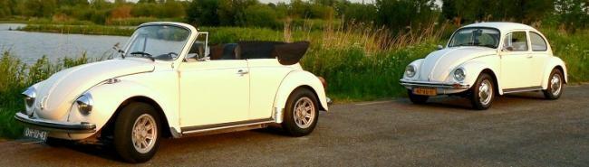 VW Kever heeft geen oliefilter
