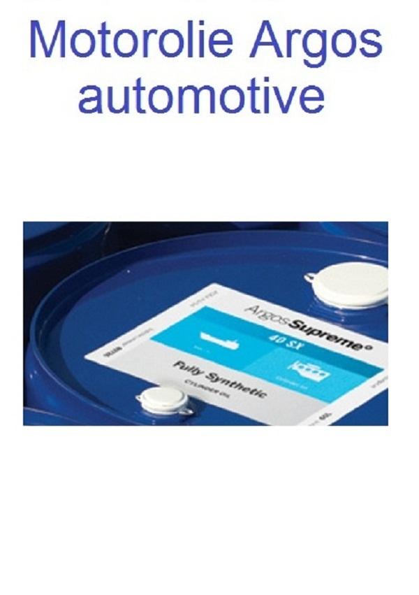 Argos Supreme motorolie Automative