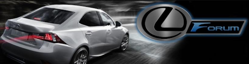 Lexus Forum
